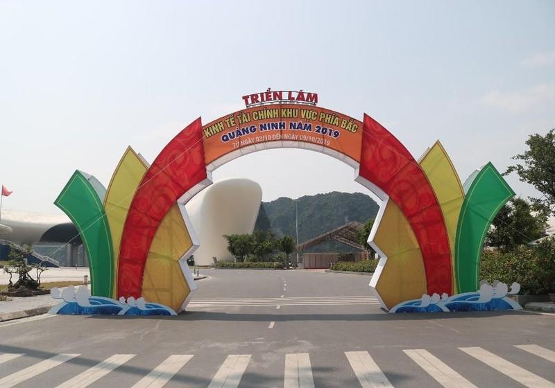Tối mai, 4/10, Khai mạc Triển lãm về Kinh tế - Tài chính khu vực phía Bắc tại Quảng Ninh