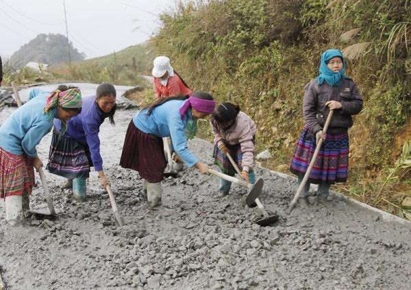 Bộ mặt nông thôn mới của tỉnh Lào Cai ngày càng khởi sắc