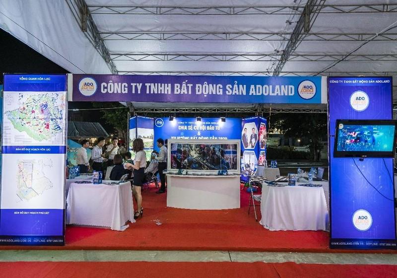 Công ty TNHH Adoland đồng hành cùng Triển lãm Chuyên đề về Kinh tế tài chính khu vực phía Bắc năm 2019
