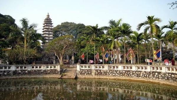 Tháp Phổ Minh – uy nghi hào khí Đông A