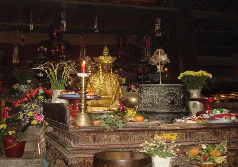 Huyền bí xá lợi của các vị chân tu nước Việt - Kỳ 2: Huyền tích về cuộc đời và xá lợi của Thiền sư Từ Đạo Hạnh