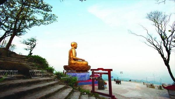 Huyền bí xá lợi của các vị  chân tu nước Việt - Kỳ 1: Bí ẩn xá lợi tự bay lên của Phật hoàng Trần Nhân Tông