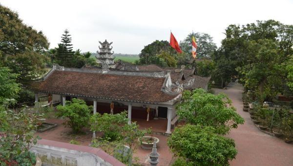 Kỳ diệu xá lợi Phật sinh sôi trong ngôi chùa ngàn năm tuổi ở Thủ đô
