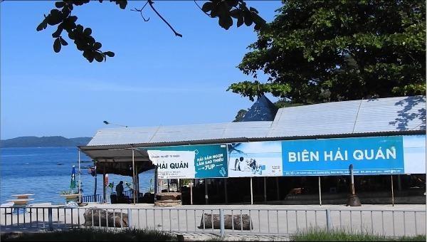 Phú Quốc (Kiên Giang): Doanh nghiệp tư nhân ngang nhiên lấn chiếm hành lang bảo vệ biển