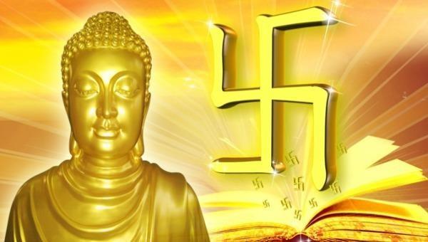 Chữ Vạn trong Phật giáo và những tranh cãi bất tận về chiều quay