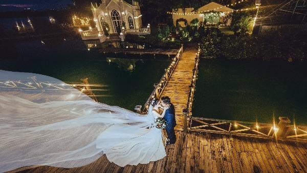 Nồng nàn yêu thương tại Ảnh viện Áo cưới Mailisa