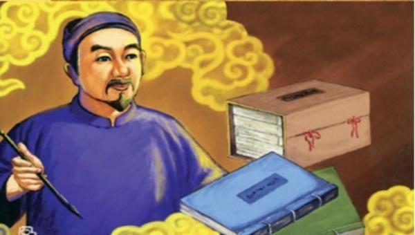 Nhà bác học Lê Quý Đôn