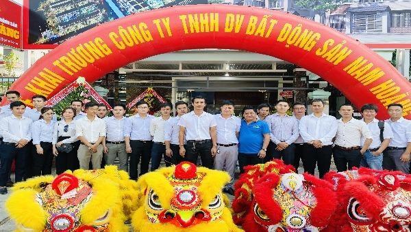 Ngày 25/02/2020, thương hiệu BĐS Nam Hoàng chính thức gia nhập thị trường BĐS