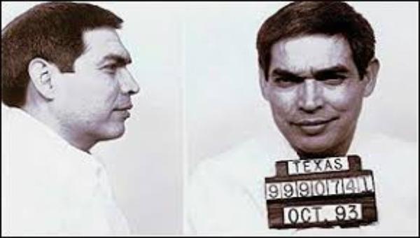Chân dung trùm ma túy Juan Raul Garza ngày bị bắt