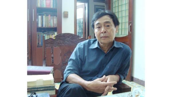 Nhà nghiên cứu văn hóa Nguyễn Hùng Vĩ