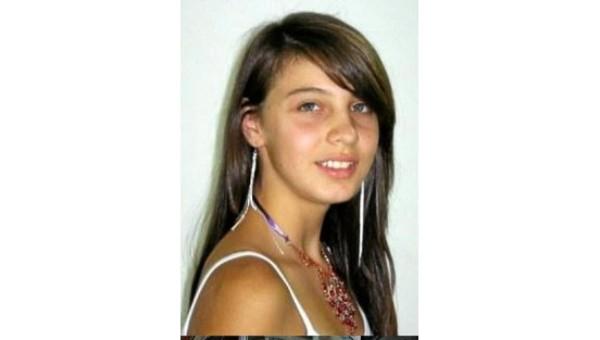 Chân dung nữ sinh Georgine Krueger (16 tuổi)