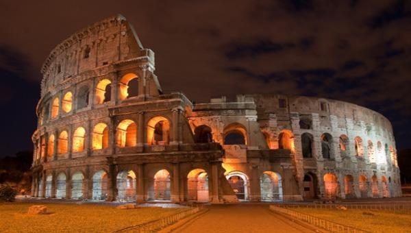 Ai là thủ phạm phóng hỏa đốt cháy thành Rome cổ đại