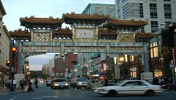 Khu Chinatown tại New York (Hoa Kỳ)
