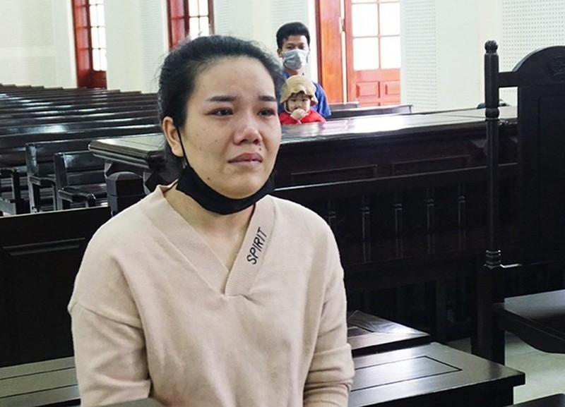 Bị cáo Lê Thị Hiền