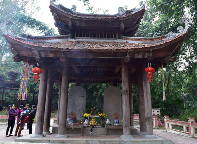Văn bia chùa Bảo Ninh Sùng Phúc