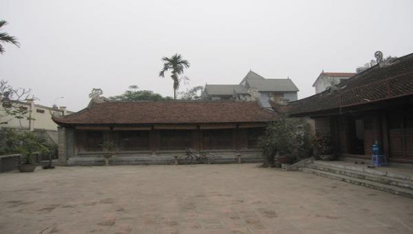 Đình làng Nhật Tảo