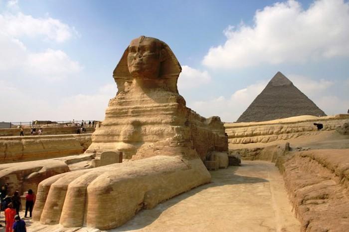 Ai Cập cổ đại và những bí ẩn trường tồn với thời gian