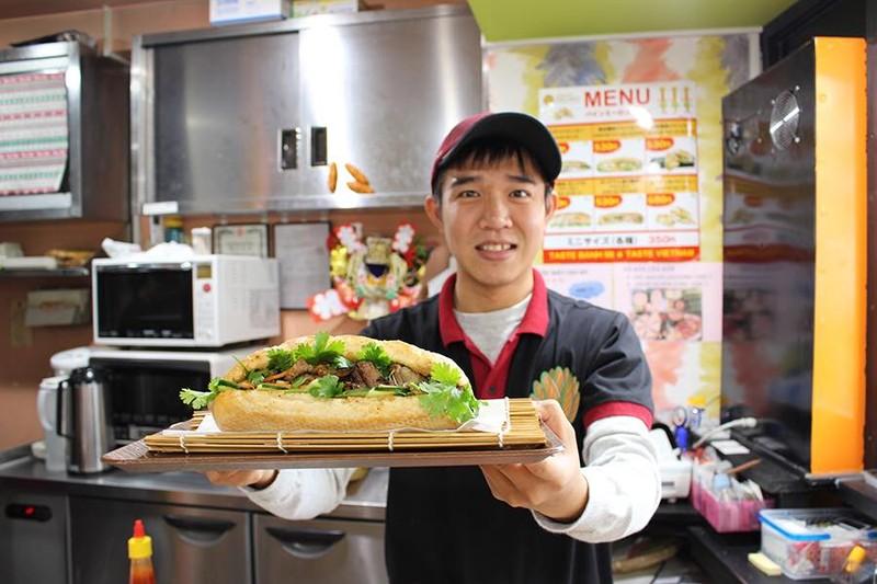 Những thông tin bất ngờ về bánh mì Việt Nam- món ăn nổi tiếng thế giới