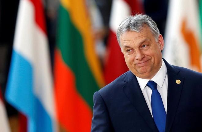 Ông Viktor Orban - Thủ tướng Hungari