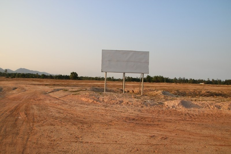 Bình Định: Khu Công nghiệp Hòa Hội bỏ hoang, người dân không có đất sản xuất
