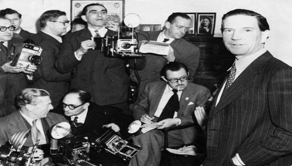 Thời hoàng kim của đường dây gián điệp VIP làm việc cho Liên Xô