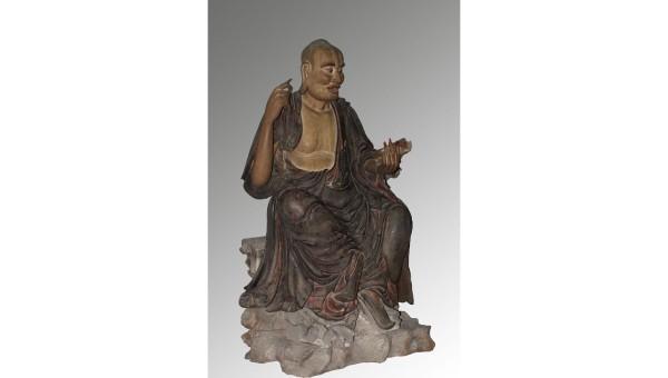 Từ đứa trẻ kỳ lạ 10 tuổi chưa biết nói, chưa biết đi thành Phật tổ Thiền tông thứ chín