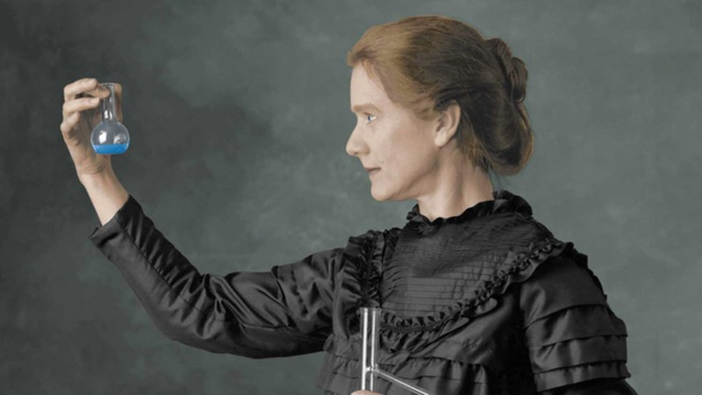 Marie Curie và mối tình tai tiếng với học trò của chồng