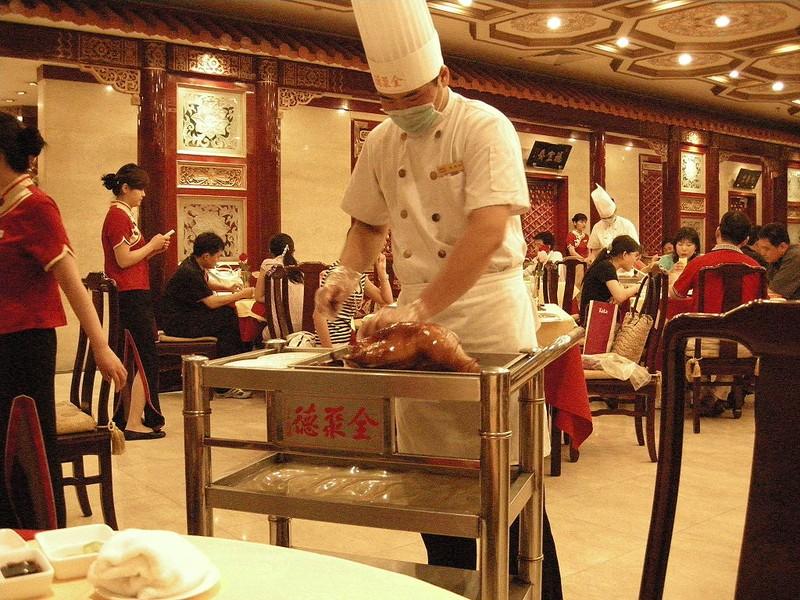 Vịt quay Bắc Kinh – Tinh túy ẩm thực Trung Hoa có nguồn gốc từ đâu?