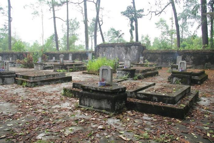 Bí ẩn đẫm nước mắt ở nghĩa trang thái giám