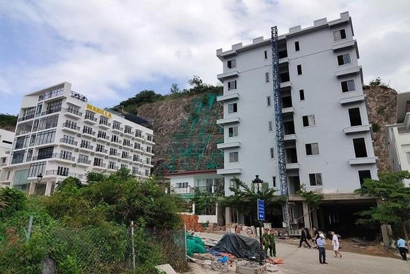 Khánh Hòa: Chốt thời hạn cưỡng chế công trình sai phạm tại dự án Ocean View