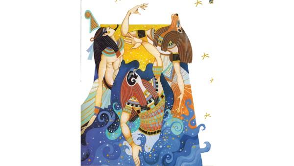 Các vị thần trong thần thoại Hy Lạp