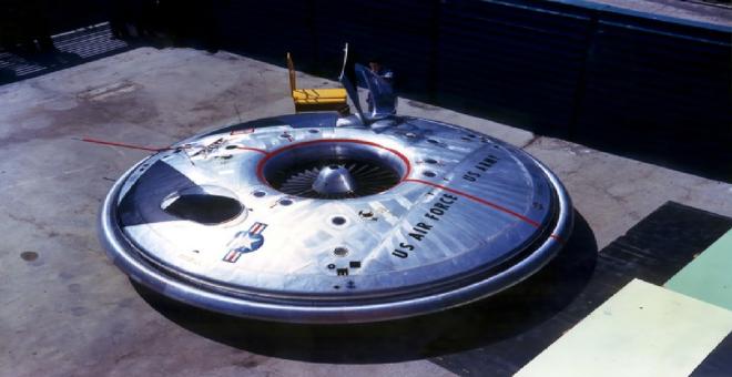 """""""Bật mí"""" nguyên nhân dự án đĩa bay của Mỹ thất bại"""