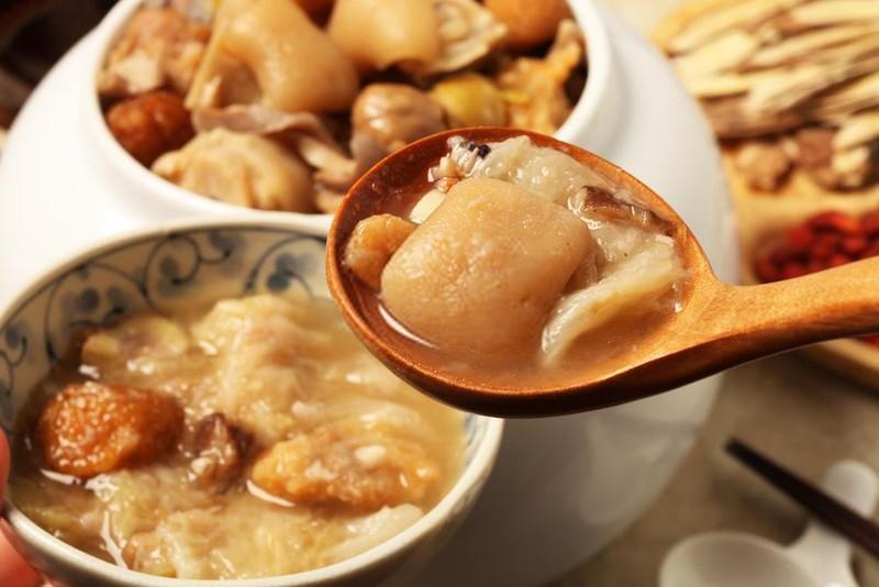 """""""Phật nhảy tường"""" - Tinh túy ẩm thực Trung Hoa"""
