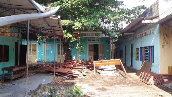 Nhà đất công sản ở Quảng Ngãi bị bỏ hoang gây lãng phí tài sản Nhà nước