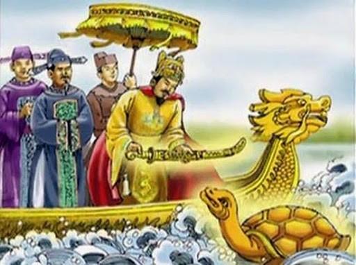 Những thần thú trong tâm thức Việt: Rùa trường thọ - hiện thân của đất trời