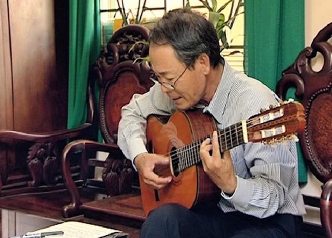 Nhà báo, nhạc sĩ tài hoa Vũ Đức Sao Biển
