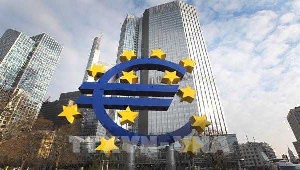 Biểu tượng đồng Euro tại Đức