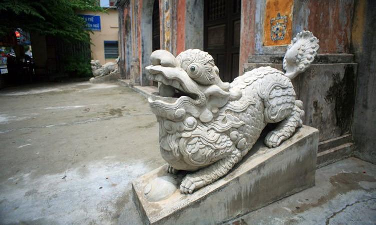 Những thần thú trong tâm thức Việt - Kỳ 5: Nghê chầu cõi nhân gian