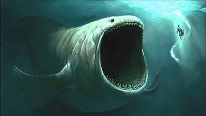 Nghi vấn vẫn tồn tại loài thủy quái khổng lồ dưới lòng đại dương