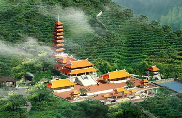 Ngôi chùa duy nhất nước Việt thờ Phật bà Đại Tuệ