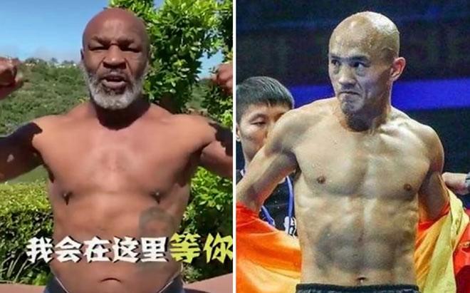 """Mike Tyson trở lại, """"Đệ Nhất Thiếu Lâm"""" thách đấu"""