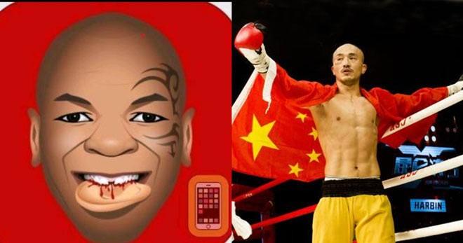 Yi Long dựa hơi huyền thoại Tyson để hâm nóng hình ảnh bản thân?