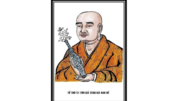 Ba tuổi đã tinh thông Phật pháp, Tôn giả Tăng Già Nan Đề tu luyện trở thành vị tổ Thiền tông đời thứ 17