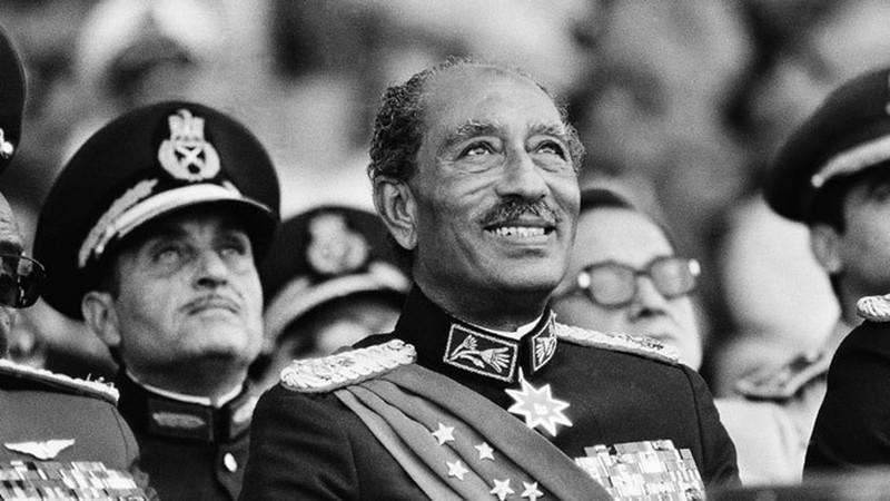 Vì sao Tổng thống Ai Cập Anwar Sadat bị ám sát?