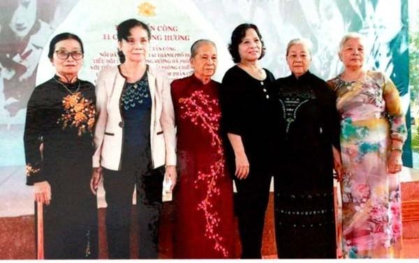 Ký ức vẹn nguyên về Tiểu đội 11 cô gái sông Hương