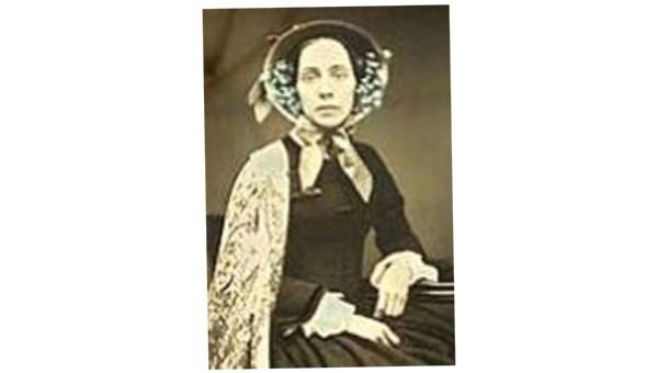 Di ảnh cô gái bán xì gà Mary Cecilia Rogers bị sát hại 180 năm trước