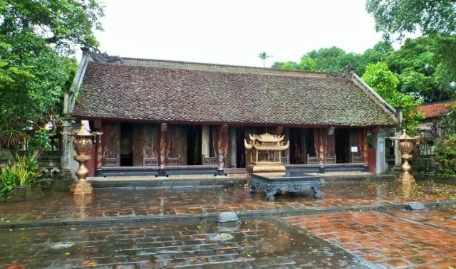 Hoa Lư tứ trấn - Kỳ cuối: Trấn Tây: Đền đức thánh Nguyễn thờ Không Lộ quốc sư
