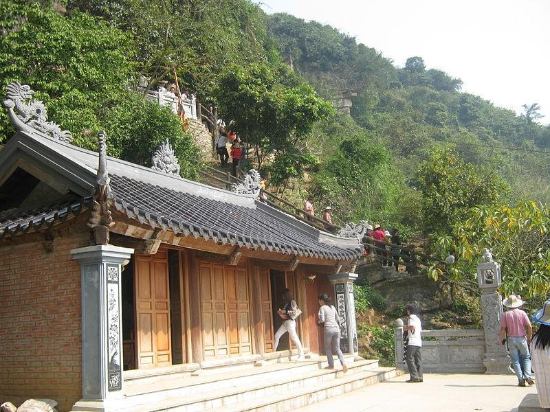 Linh thiêng Hoa Lư tứ trấn - Trấn Nam: Đền thờ thần Cao Sơn