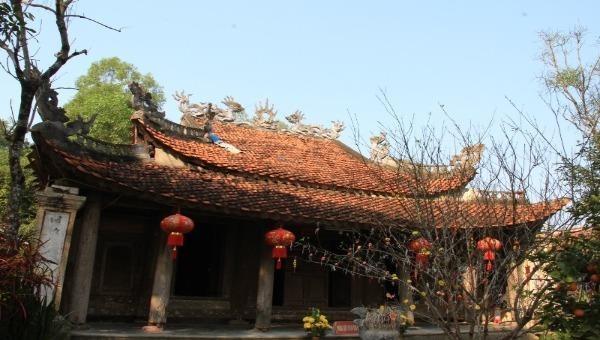 Chùa Am - một di tích lịch sử cấp quốc gia với bề dày gần 600 năm lịch sử.