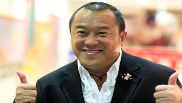 Tăng Chí Vỹ được xem là trùm giải trí trong đài TVB.